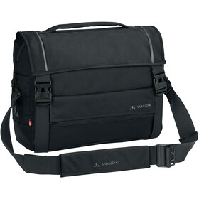VAUDE Cyclist Messenger Bag L, black